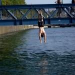 josh diving