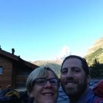 Bright sunny day - Matterhorn